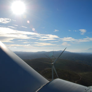 New Wind Farms 36MW by Aioliki Aderes S.A.